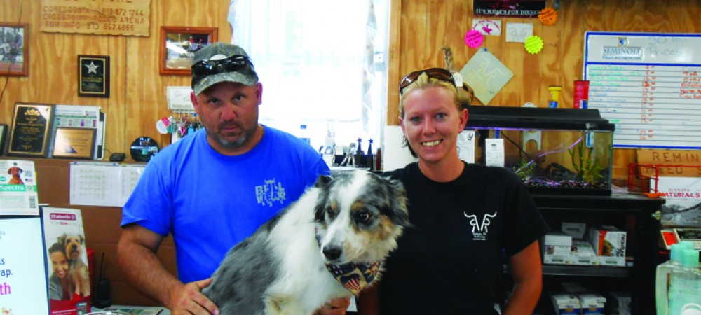 Rodeo Rider Brings Expertise To Specialty Feed Store In Riverview