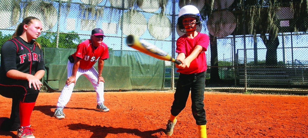 Baseball, Softball Camp Aims To Teach Through Discipline
