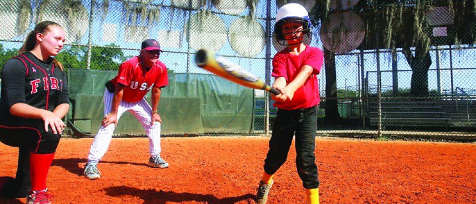 Baseball, Softball Camp Aims To Teach Through Discipline