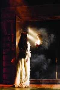 StrazTHE PHANTOM OF THE OPERA 2 - Julia Udine and Cooper Grodin - photo by Matthew Murphy-4839