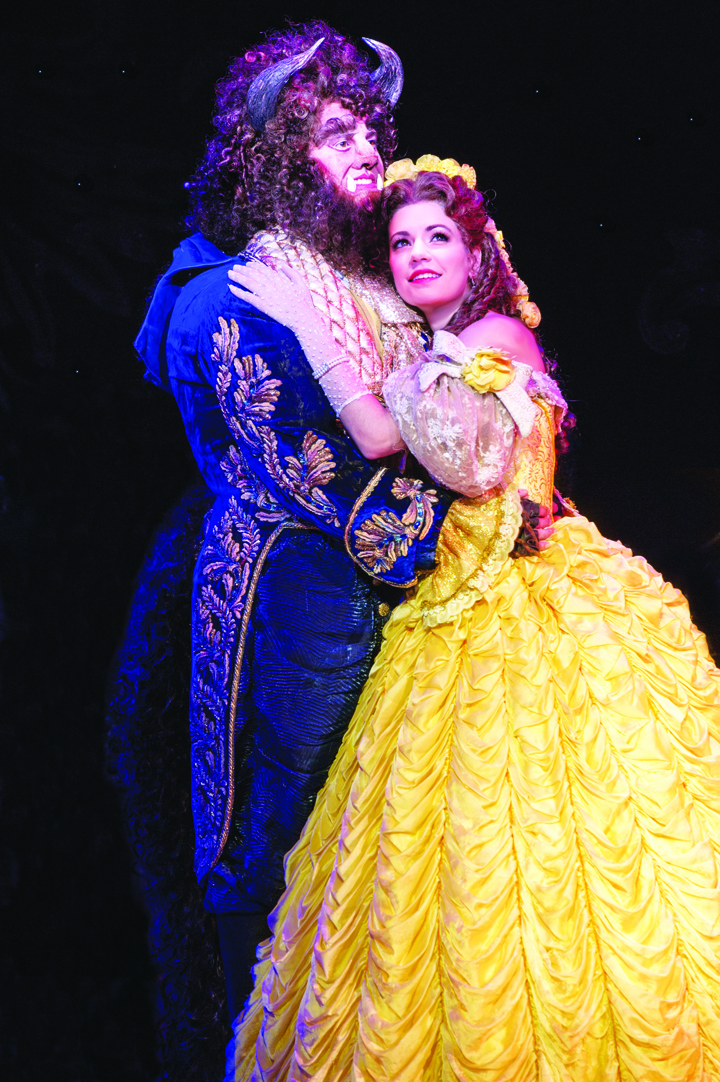 beauty and the beast research paper