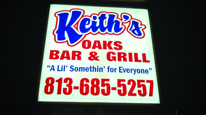 The Take Out Butler's Take-Keith's Oaks Bar & Grill