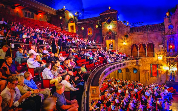 Tampa Theatre's Family Friendly Summer Classics Movie Series Preserving Culture