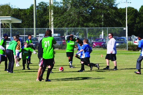 Free TOPSoccer Program Helps Kids With Disabilities Develop Self Esteem,Fitness