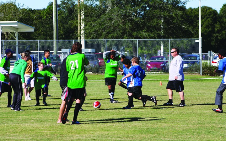 Free TOPSoccer Program Helps Kids With Disabilities Develop Self Esteem, Fitness