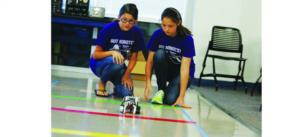 HCC Hosts FLATE Robotics Camps