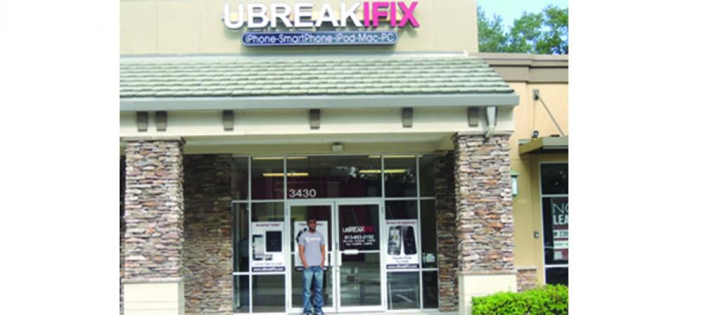 U Break I Fix In Valrico Fixes Broken Smart Phones And Other Devices