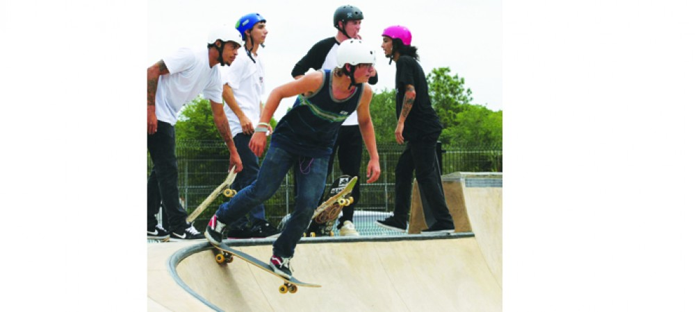 Go Skateboarding Day Celebrated, Upcoming Olympic Day Event At YMCA & More