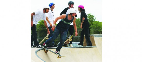 Go Skateboarding Day Celebrated, UpcomingOlympic Day Event At YMCA & More