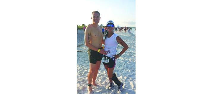 Apollo Beach Family Places Fourth In Dunedin Triathlon