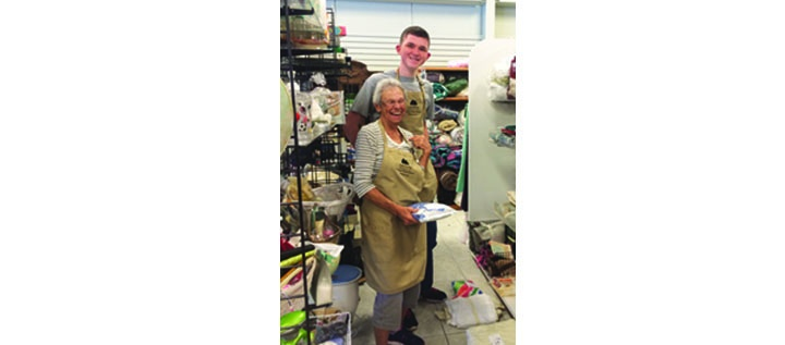 Local Charity Thrift Shop Seeking Donations, Volunteers