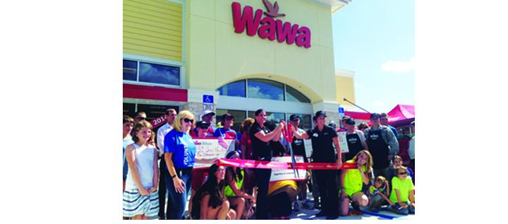 Wawa Celebrates Opening Of Valrico Store