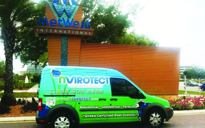 Nvirotect Pest Control Offers Green Products, Safer Alternatives