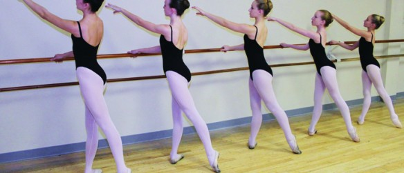 Brandon Ballet To Hold Auditions For 2014-2015 Season