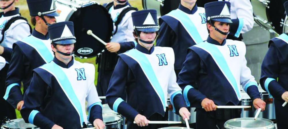 Bandup close drums