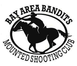 Bay Area Bandits Mounted Shooting Club Logo