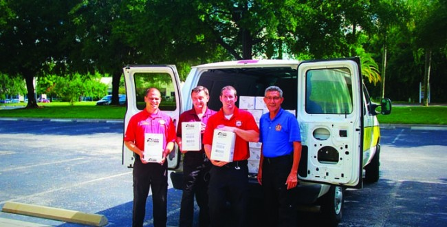 Grant Helps Hillsborough County Fire Rescue Purchase 200 Smoke Alarms