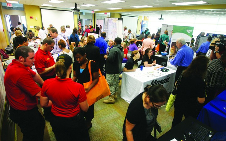 Commissioner Sandy Murman To Host South County Job Fair