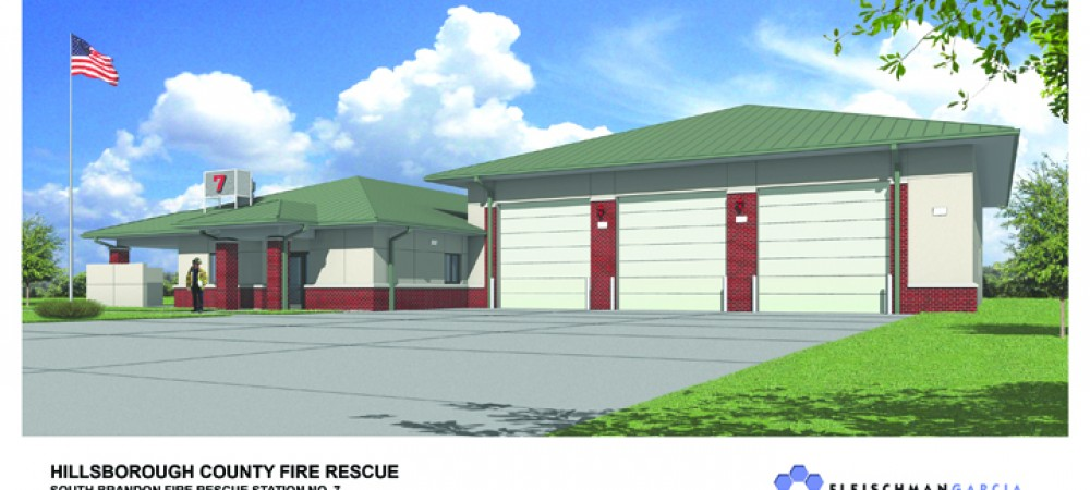 Hillsborough County Fire Rescue To Build Future Brandon Station In 2017