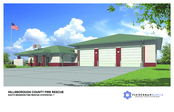 Hillsborough County Fire Rescue To Build Future Brandon Station In 2017