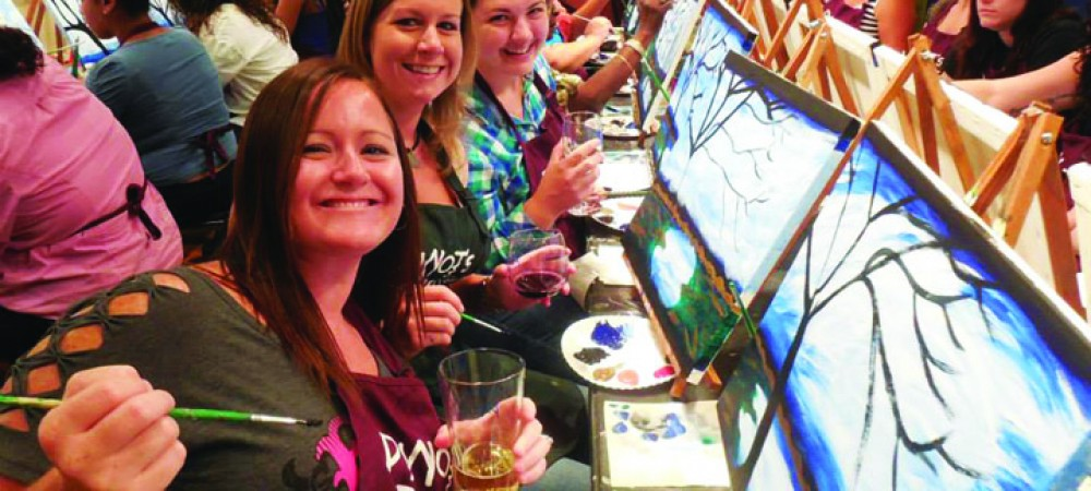 Pinot's Palette Introduces Thursday Theme Nights