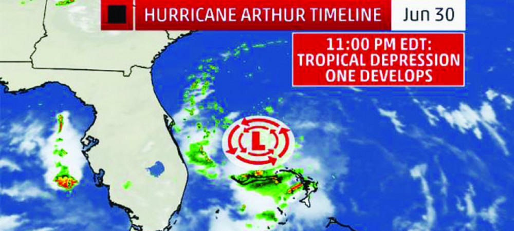 Residents Urged To Remain Hurricane Ready
