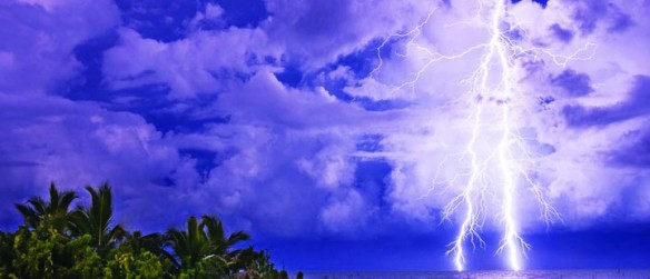 Summer Storms Prompt Lightning Safety Awareness