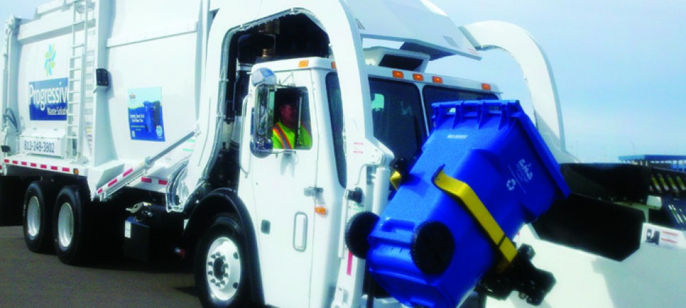 Hillsborough County Earns Highest Overall Recycling Rate In Florida