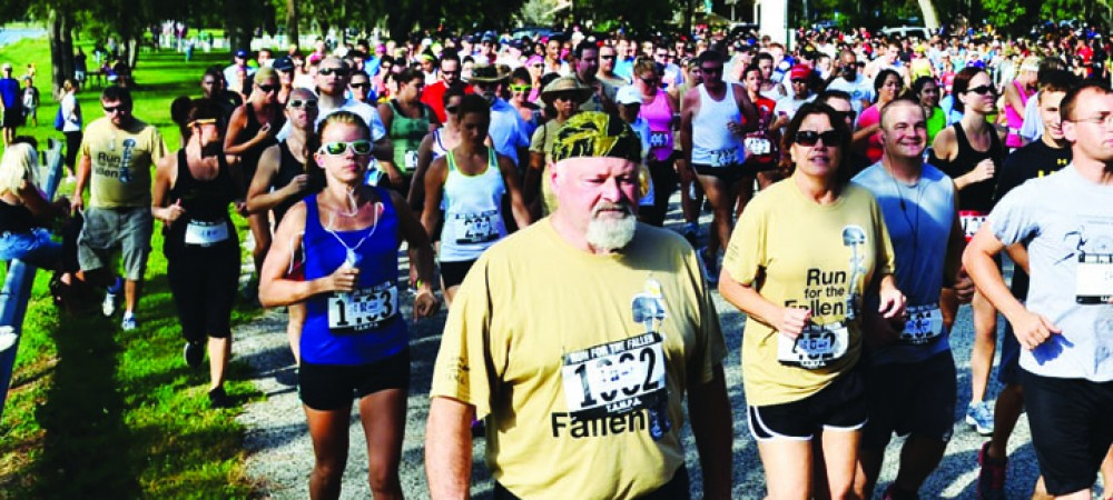 T.A.M.P.A. Readies For 7th Annual Run For The Fallen