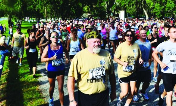 T.A.M.P.A. Readies For 7th Annual Run For The Fallen
