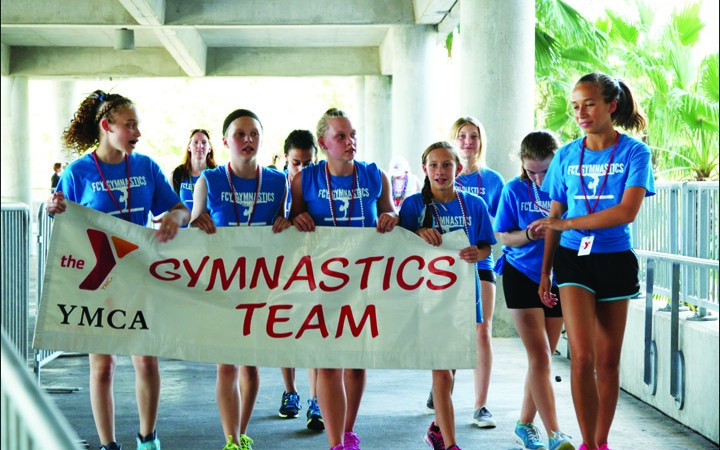 YMCA 2014 National Gymnastics Championship Makes $4.5 Million Economic Impact In Community