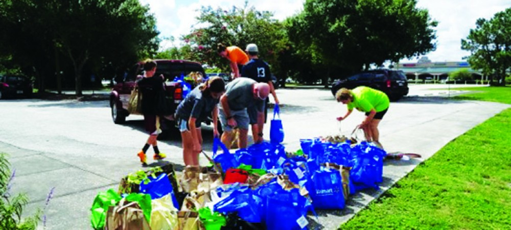 Seeds Of Hope Backpack Program Provided Over 160 Needy Families With Food This Summer