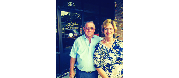 Martin's Jewelers Celebrates 60 Years Serving Community