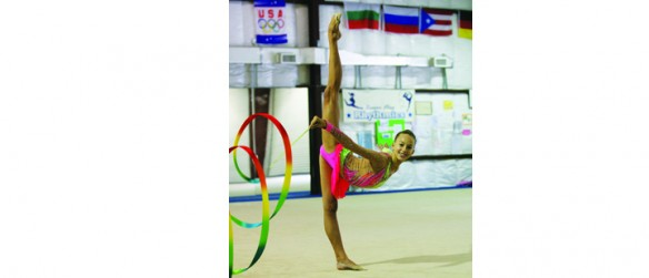 Tampa Bay Rhythmics End Season With Summer Camp, Boast Of New Elite Junior Gymnast