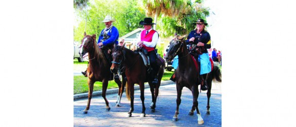 Bay Area Bandits Offers Mounted Shooting For Entire Family