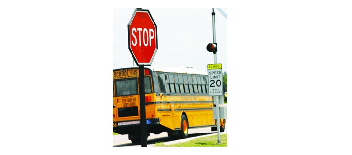 1,000 School Buses Participate In Practice Run As 2014-2015 School Year Begins