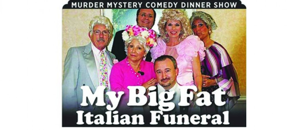 Murder Mystery Comedy Dinner Show Fundraiser For Brandon Elk Youth Programs