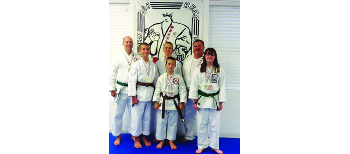 Riverview Family Wins Gold Medals In Karate State Competition