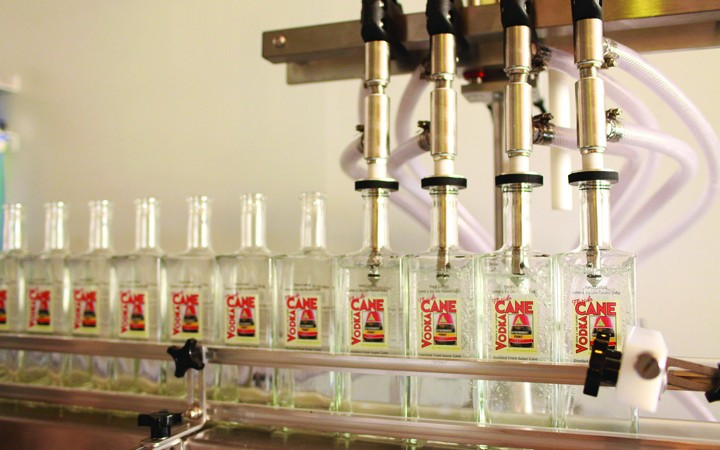 Travels, Tales & Tours: Florida Cane Vodka
