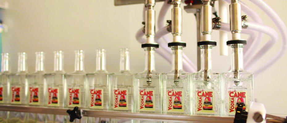 Vodkapouring