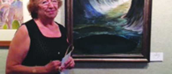 ARTWORKS 2014 Awards 71-Year-Old Woman First Place