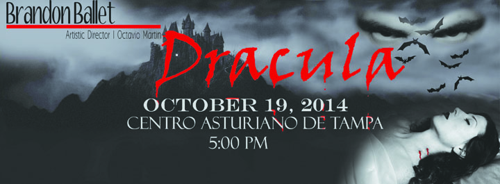 The Brandon Ballet To Perform Dracula In October