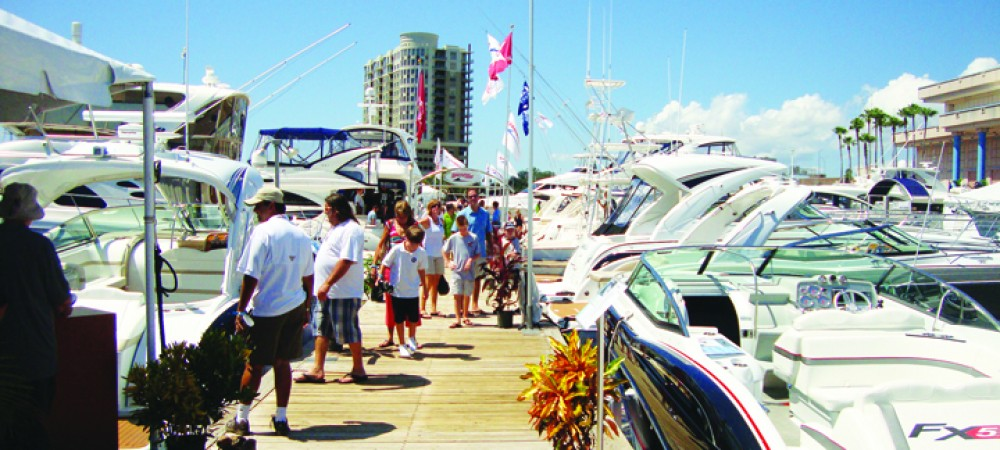 Annual Progressive Insurance Tampa Boat Show To Host Over 350 Vendors
