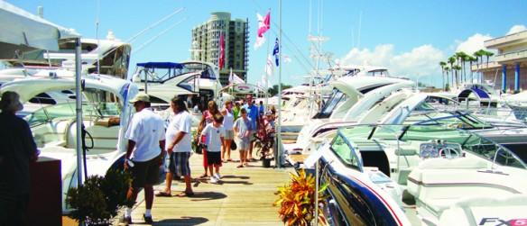 Annual Progressive Insurance Tampa Boat Show To Host Over 350 Vendors