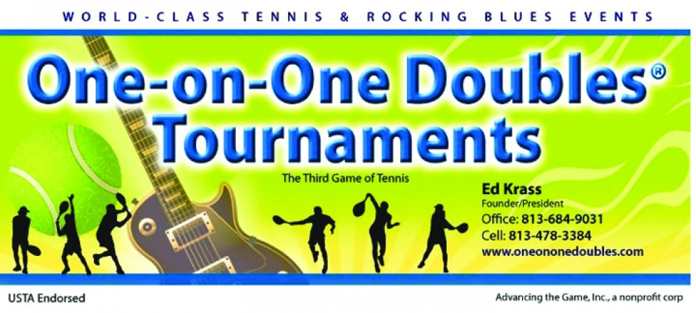 Pro Tennis Tournament, Live Rockin' Blues Concert Event Coming To Buckhorn Springs