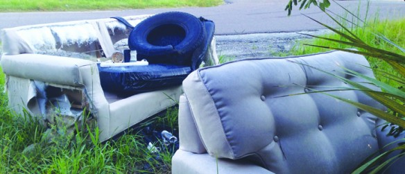 Illegal Dumping Remains Countywide Problem