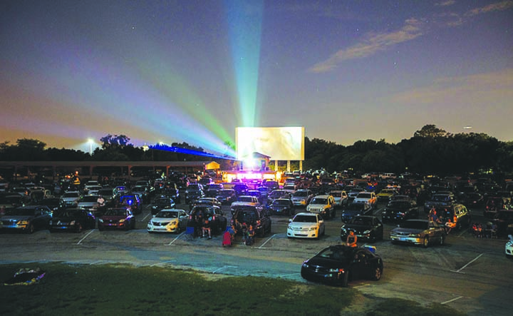Four Local Drive-In Theatres Keep history, Traditions Alive