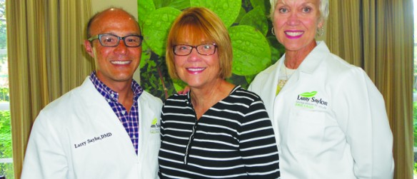 Doctor Saylor Offers Award Winning Dental Services Including Same-Day Crowns