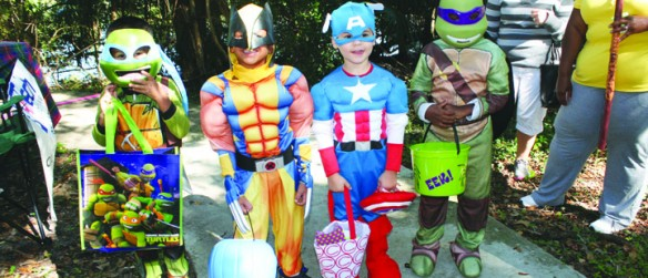 Annual Halloween Horribles Parade Provides Family Friendly Trick-Or-Treating