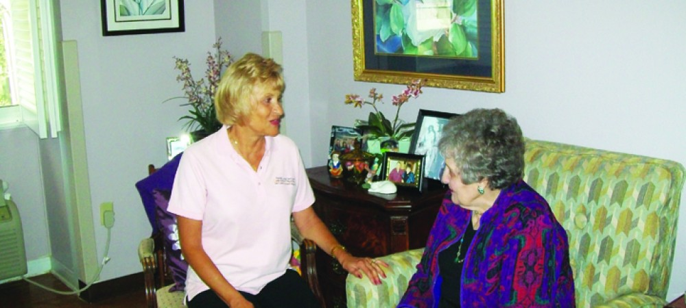 Local Volunteers Sought For Long Term Care Ombudsman Program